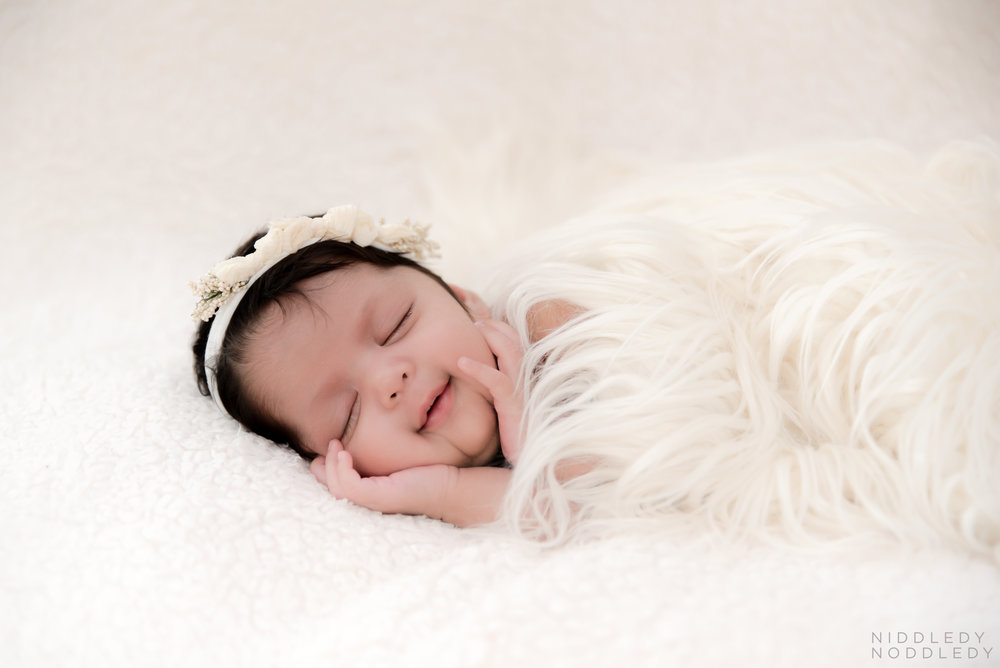 The Joy Brought about by Newborn Photography