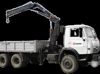 Crane Truck Service